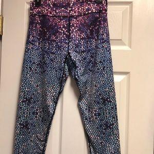 Pants - Mosaic print leggings